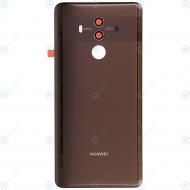 Huawei Mate 10 Pro (BLA-L09, BLA-L29) Battery cover mocha brown