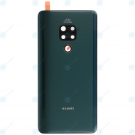 Huawei Mate 20 (HMA-L09, HMA-L29) Battery cover emerald green