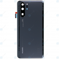 Huawei P30 Pro (VOG-L09 VOG-L29) Battery cover black 02352PBU