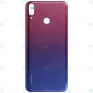 Huawei Y9 2019 (JKM-L23 JKM-LX3) Battery cover aurora purple