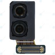 Samsung Galaxy S10 Plus (SM-975F) Front camera module 10MP + 8MP GH96-12267A_image-1