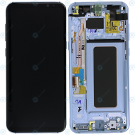 Samsung Galaxy S8 Plus (SM-G955F) Display unit complete blue GH97-20470D