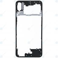 Huawei Honor 8X Display frame black