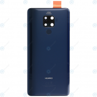 Huawei Mate 20 X (EVR-L29) Battery cover midnight blue 02352GGX_image-3