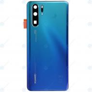 Huawei P30 Pro (VOG-L09 VOG-L29) Battery cover aurora 02352PGL
