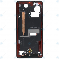 Huawei P30 Pro (VOG-L09 VOG-L29) Front cover black