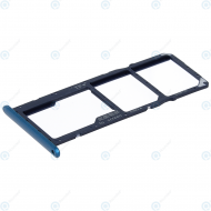 Huawei Y7 Pro 2019 Sim tray + MicroSD tray aurora