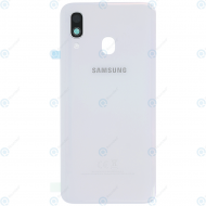 Samsung Galaxy A40 (SM-A405F) Battery cover white GH82-19406B