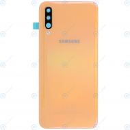 Samsung Galaxy A50 (SM-A505F) Battery cover coral GH82-19229D