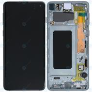 Samsung Galaxy S10 (SM-G973F) Display unit complete prism