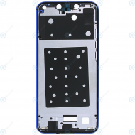 Huawei P smart+ 2019 Front cover starlight blue