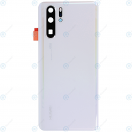 Huawei P30 Pro (VOG-L09 VOG-L29) Battery cover pearl white