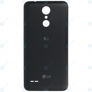 LG K8 2018, K9 (X210) Battery cover aurora black ACQ90488101