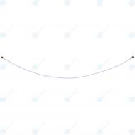 Samsung Galaxy A10 (SM-A105F) Antenna cable 145.5mm white GH39-01989A