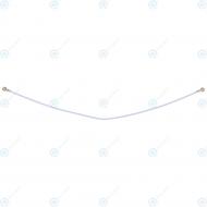 Samsung Galaxy A80 (SM-A805F) Antenna cable 100.8mm white GH39-02034A