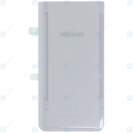 Samsung Galaxy A80 (SM-A805F) Battery cover ghost white GH82-20055B