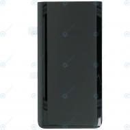 Samsung Galaxy A80 (SM-A805F) Battery cover phantom black GH82-20055A