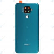 Huawei Mate 30 Lite Battery cover emerald green