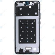 Huawei P smart+ 2019 Front cover midnight black