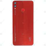 Huawei Honor 8X (JSN-L21) Battery cover red 02352FTE