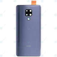 Huawei Mate 20 X (EVR-L29) Battery cover phantom silver