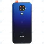 Huawei Mate 30 Lite Battery cover aurora