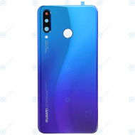 Huawei P30 Lite (MAR-L21) Battery cover peacock blue