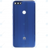 Huawei Y7 Prime 2018 Battery cover blue