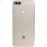Huawei Y7 Prime 2018 Battery cover gold