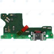 Huawei Y7 2019 (DUB-L21 DUB-LX1) USB charging board 02352KCC