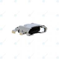 Huawei Y7 2019 (DUB-LX1) Charging connector