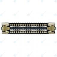 Samsung Board connector BTB 2x20pin 3710-004344