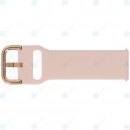 Samsung Galaxy Watch Active (SM-R500N) Clasp buckle strap gold GH98-43936D