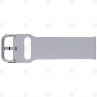 Samsung Galaxy Watch Active (SM-R500N) Clasp buckle strap silver GH98-43936B