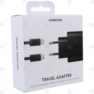 Samsung Super fast travel charger 3000mAh 45W black (EU Blister) EP-TA845XBEGWW