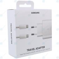 Samsung Super fast travel charger 3000mAh 45W white (EU Blister) EP-TA845XWEGWW