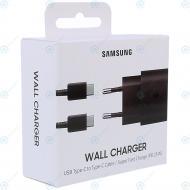 Samsung Super fast travel charger 3000mAh 25W black (EU Blister) EP-TA800XBEGWW
