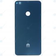 Huawei P8 Lite 2017 (PRA-L21) Battery cover blue