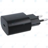 Samsung Super fast travel charger EP-TA800EBE 3000mAh 25W black GH44-03053A