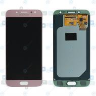 Samsung Galaxy J5 2017 (SM-J530F) Display module LCD + Digitizer pink GH97-20738D_image-1