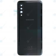 Samsung Galaxy A90 5G (SM-A908B SM-A908F) Battery cover black GH82-20741A