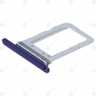 Samsung Galaxy Fold (SM-F900F SM-F907B) Sim tray astro blue GH98-43907D