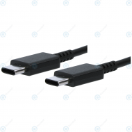 Samsung USB data cable type-C to type-C EP-DA705BBE 1 meter black GH39-02026A