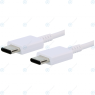 Samsung USB data cable type-C to type-C EP-DA705BWE 1 meter white GH39-02028A