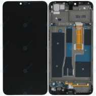 Oppo A5 AX5 (CPH1809 CPH1851) Display module front cover + LCD + digitizer black