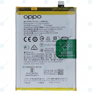 Oppo A5 2020 (CPH1931) A9 2020 (CPH1937 CPH1939 CPH1941) Battery BLP727 5000mAh