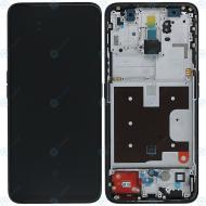 Oppo Reno2 Z (CPH1945 CPH1951) Display module front cover + LCD + digitizer luminous black