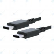 Samsung USB data cable type-C EP-DG980BBE black GH39-02060A