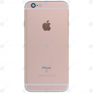 Battery cover (with logo) rose gold for iPhone 6s