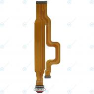 Oppo Reno4 5G (CPH2091) Charging connector flex